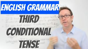third conditional tense
