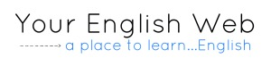 Your English Web Logo