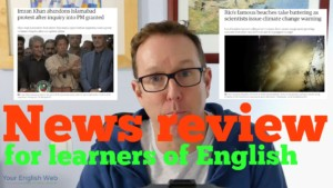 news english lesson