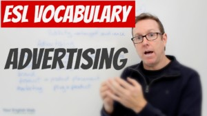 advertising words