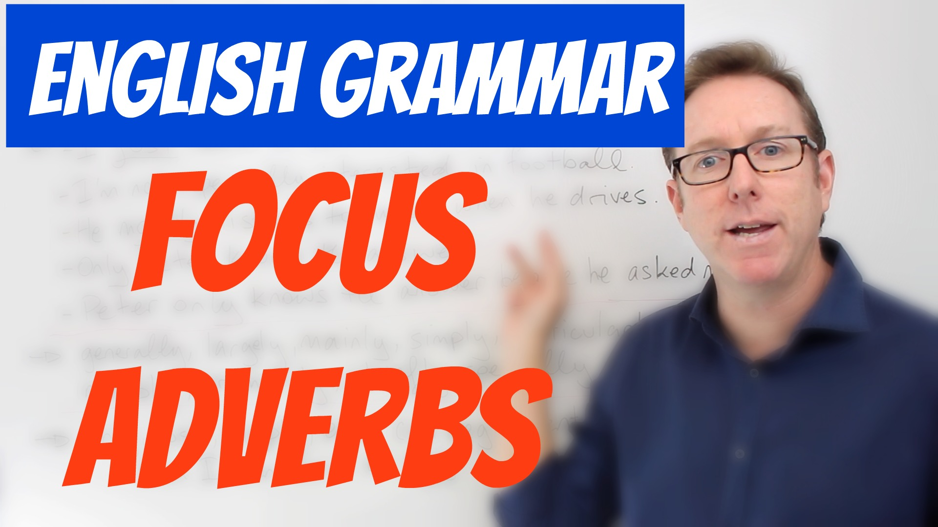 focus adverbs